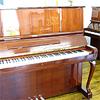 人気のヤマハ W106(リフレッシュ済み中古ピアノ)特別に、鍵盤蓋がスーローダウン仕様に変更しております!これは、お勧めです!