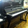 綺麗な仕上がり。日本製ピアノ お子様のレッスンに是非、役立てて下さいませ!