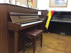 ザイラー ドイツピアノ