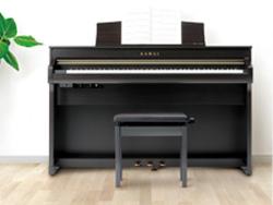 カワイ電子ピアノ 木製鍵盤 CA58 名古屋
